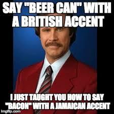Bacon Meme Generator - anchorman imgflip