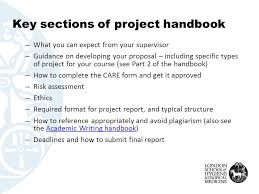 successful msc projects ppt download