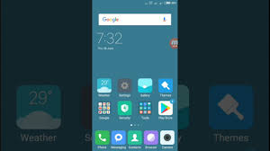 home layout how to lock home screen layout in redmi note 4