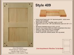 Shaker Cabinet Door Dimensions Shaker Style Cabinet Doors Diy Functionalities Net