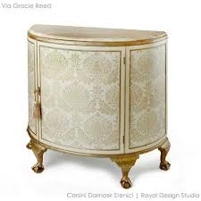 Home Design Studio Furniture 477 Best Stenciled And Painted Furniture Images On Pinterest