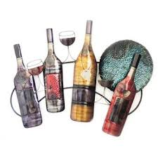 Wine Glass Wall Decor Metal Wine Wall Decor Target