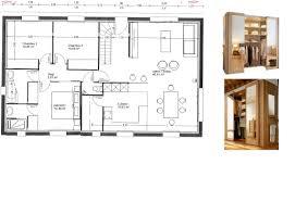 plan de chambre avec dressing et salle de bain ordinary plan chambre salle de bain dressing 7 modele chambre con