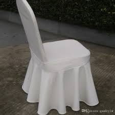 cheap white chair covers 2016 top sale lycra spandex chair cover skirt cover table linens