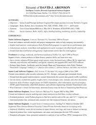 Sample Test Engineer Resume by Prototype Test Engineer Sample Resume 17 Prototype Test Engineer