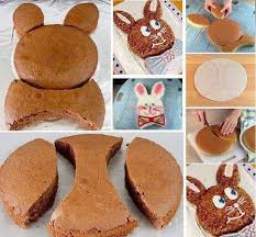 cake diy diy bunny cake pictures photos and images for