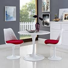 Dining Room White Chairs by Twenty Dining Tables That Work Great In Small Spaces Living In A