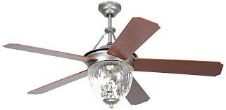 kichler barrington ceiling fan craftmade cav52pt5lk ceiling fan with blades included 52