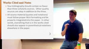 what person do you write a research paper in imc01 how to write an undergraduate research paper youtube