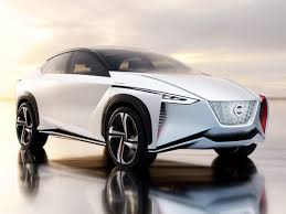 nissan car pictures nissan u0027s new electric car concept comes with canto a singing