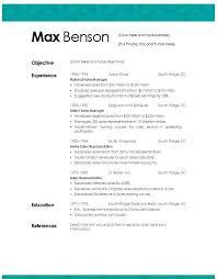 Resume Template Microsoft Office Microsoft Resume Templates Free Resume Template And Professional