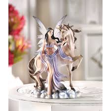 Unicorn Home Decor Wholesale Fairy And Unicorn Figurine Buy Wholesale Fairies