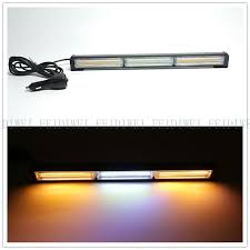 cob led light bar 09093 cob led 18 11flashing mode emergency warning traffic advisor
