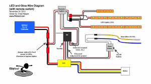 led wiring diagram led wiring diagrams instruction
