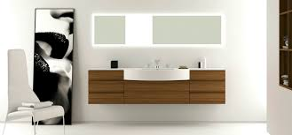 moma design wall hung washbasin cabinet corian contemporary emotion 4