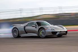 porsche just produced its last 918 spyder hybrid supercar the verge