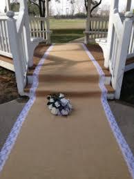 Burlap Wedding Aisle Runner Burlap Wedding Aisle Runner Fabrics By The Yard