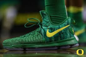 Nike Kd 9 oregon ducks nike kd 9 sneaker bar detroit