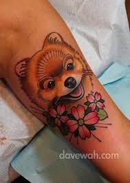 dave wah tattoo artist baltimore maryland
