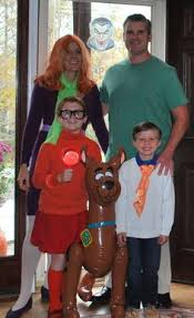 Scooby Doo Gang Halloween Costumes Lazy Town Stephanie U0026 Sportacus Couples Costume Couples