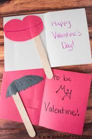photo prop valentines for kids a mom u0027s take