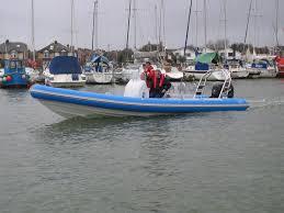 siege rib outboard boat semi rigid center console 12 person