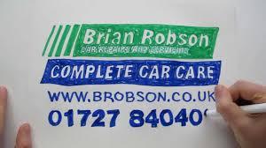 lexus specialist yorkshire b robson complete car care st albans car repairs mot garage