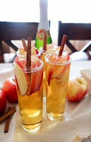 thanksgiving sangria recipe sparkling apple cider sangria with martinelli u0027s wishes u0026 reality