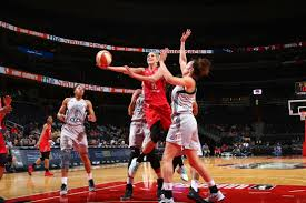 elena delle donne and kayla mcbride return from injury
