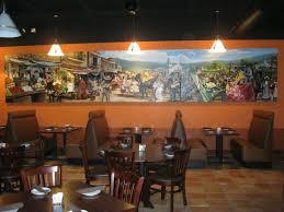 fine art artistic custom and decorative wall murals dream walls mexican market and celebration don ramon s mexican fine restaurant