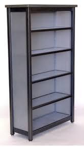 Metal Bookcases Bookcases At Loki Custom Furniture