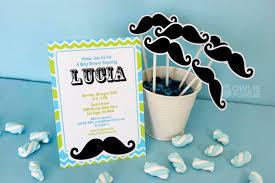 mustache baby shower mustache baby shower ideas