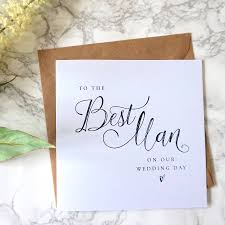Wedding Card Messages To The Best Man Wedding Card Wedding Messages Wedding Card And