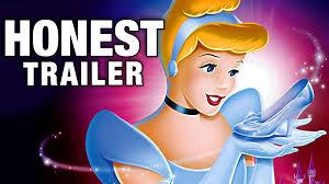 honest trailers cinderella 1950