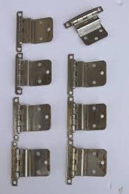 kitchen cabinet hinges hardware kitchen cabinet hardware hinges contemporary vintage deco chrome