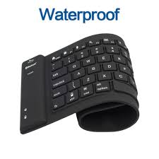 bluetooth keyboard android 3 0 bluetooth keyboard roll up teclado 81key 108key wireless