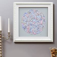 World Map Artwork by Framed 3d U0027wonderful World U0027 Map Artwork By Daisy Maison