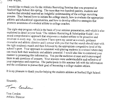 cover letter athletic director cover letter sample hr consultant