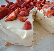 pavlova thermomix recipe