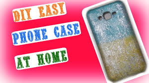 diy easy phone case made with nail polish you should try youtube