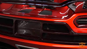 koenigsegg agera r red interior red koenigsegg agera r walkaround youtube