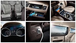 Interior Kia Sedona 2015 Kia Sedona Interior Named To Ward U0027s Best Interiors List