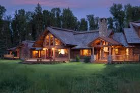 Luxury Log Cabin Homes Luxury Log Homes Yellowstone Log Homes