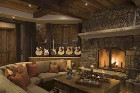 Rustic Laminate Wood Flooring Light Grey Floral Luxury Sofa Rustic Interiors Design Two White
