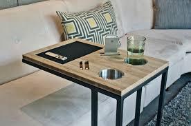 sofa table design table that slides under sofa breathtaking