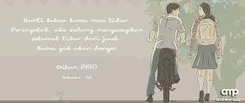 Quotes Dilan Dilan Quotes Andhikpp