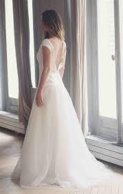robe de mariã e dentelle dos des robes de mariée à dos nu mademoiselle dentelle