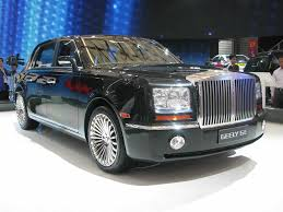 roll royce limousine new geely ge limo is rolls royce phantom clone it u0027s your auto