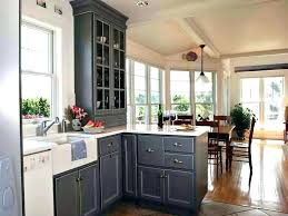 grey kitchen cabinets ideas kitchen cabinet grey pizzle me