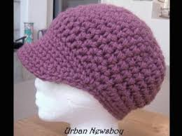 free pattern newsboy cap knitted newsboy cap pattern thriftyfun